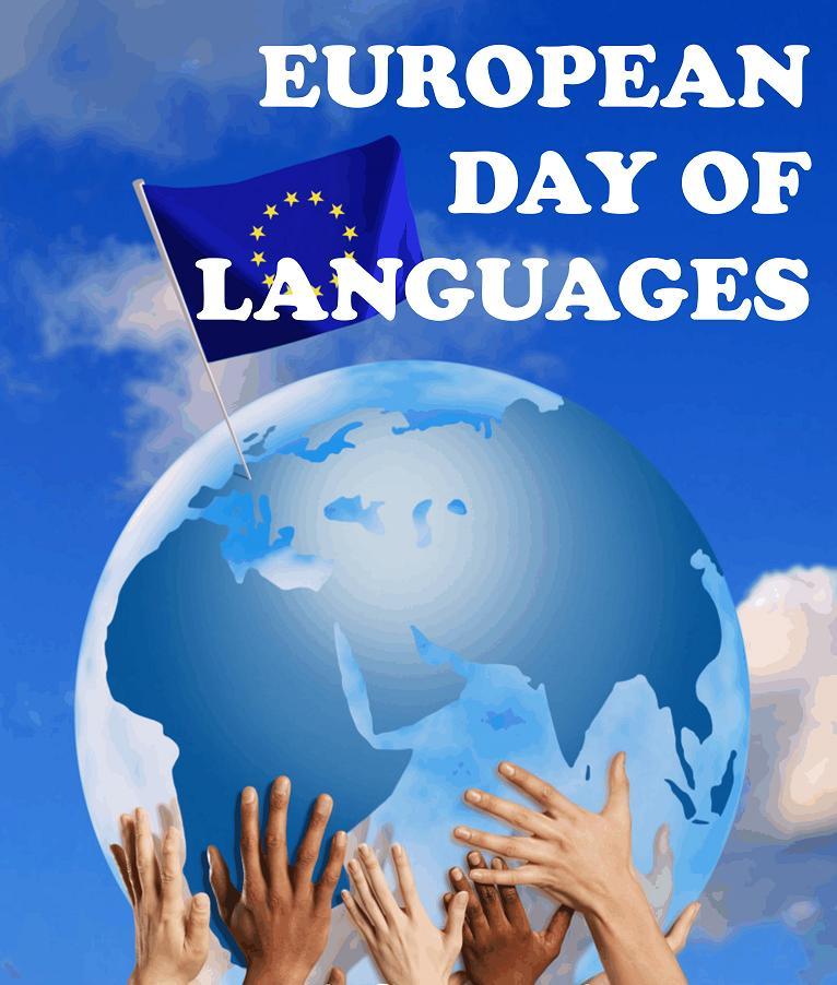 Europos kalbų diena – švęskime drauge !